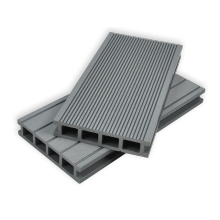 New generation eco-friendly composite decking fading