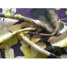 92%Silk 8%Spandex Stretch Silk Cdc Fabric