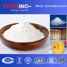 Guter Verkauf hochwertiges Nahrungsmittelgrad Beta Cyclodextrin-Puder