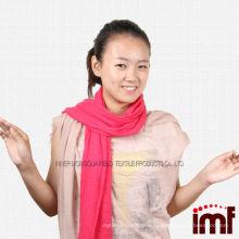100% кашемир вязаный простой цвет красный платок палантины для продажи - зеленый / baby синий / off белый