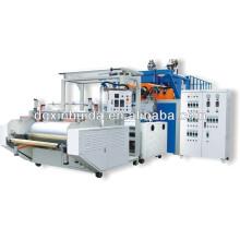 Double layer stretch film machine in Vietnam exhibition