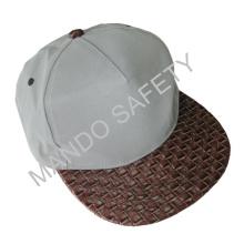 Серый светоотражающий материал Snapback Cap с