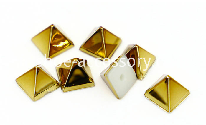 6x6mm Square ABS Rivets