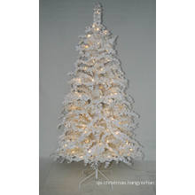 Realist Artificial Christmas Tree with String light Multi Color LED Decoration (AT2025)
