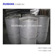 fabricação de filtro de fibra de carbono ativado pano de filtro de carbono