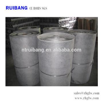 fabricación de filtro de fibra de carbono activado filtro de tela de carbón