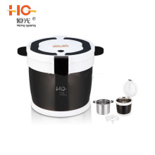 New design home kitchen appliances stainless steel vacuum intelligent boiler flame free cooking pot thermal cooker