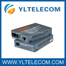 20/40/60/80km одиночные волокна конвертер средств оптического волокна одиночного режима