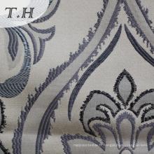 Tissu de velours de tissu de sofa de l'Europe