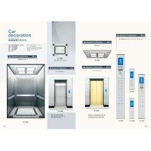 Fjzy Hospital Elevator with High-Efficiency
