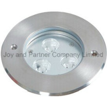 Lumière sous-marine LED IP68 avec objectif asymétrique (JP94631-AS)