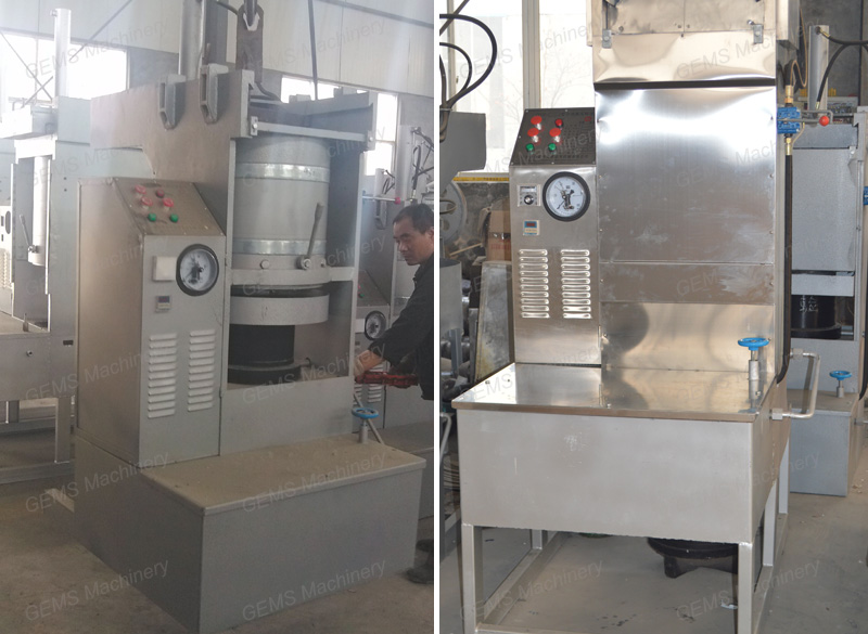 Hydraulic Avocado Oil Extraction Press Processing Machine