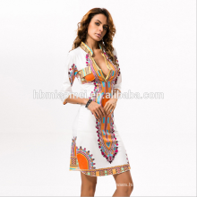 2017 dress cheap V long sleeved Polka dots Swing Jive Dress Rockabilly prom dress