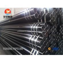 Tube de l'échangeur de chaleur à haute pression ASTM A213 T91