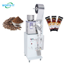 Pouch Packing Machines Tea Packaging Machine Automatic Filling Sealing Machine Fully Automatic