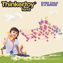 Новый дизайн Горячие продажи образования DIY пластиковые игрушки для детей