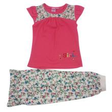 Summer Baby Girl Children′s Suit in Kids Wear