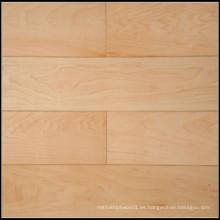 Suelos de madera maciza de arce / Suelos de madera