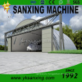 SX-240(914-610)Arch sheet roll forming machine or arch roof forming machine