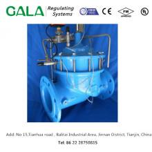Profissional de alta qualidade de metal quente vendas GALA 1370 Pump Control Valve for gas