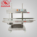 Hongzhan CBS1100V kontinuierliche Band Sealer Maschine für große Beutel vertikale Abdichtung