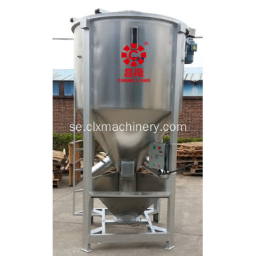 Plast Raw Material Mixing Mixer Machinery Pris