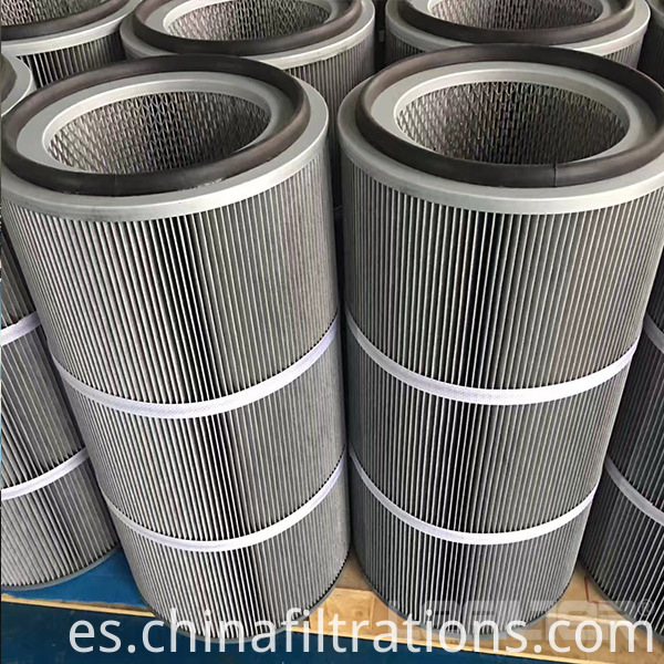 Anti-Static Air Filter Cartridge for Dust Collector