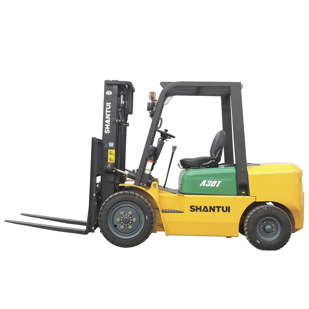 3 ton manual forklift