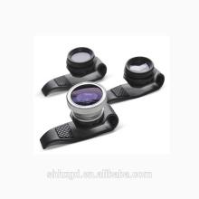 Lente de clip universal para cámara blackberry así como lente gran angular m12