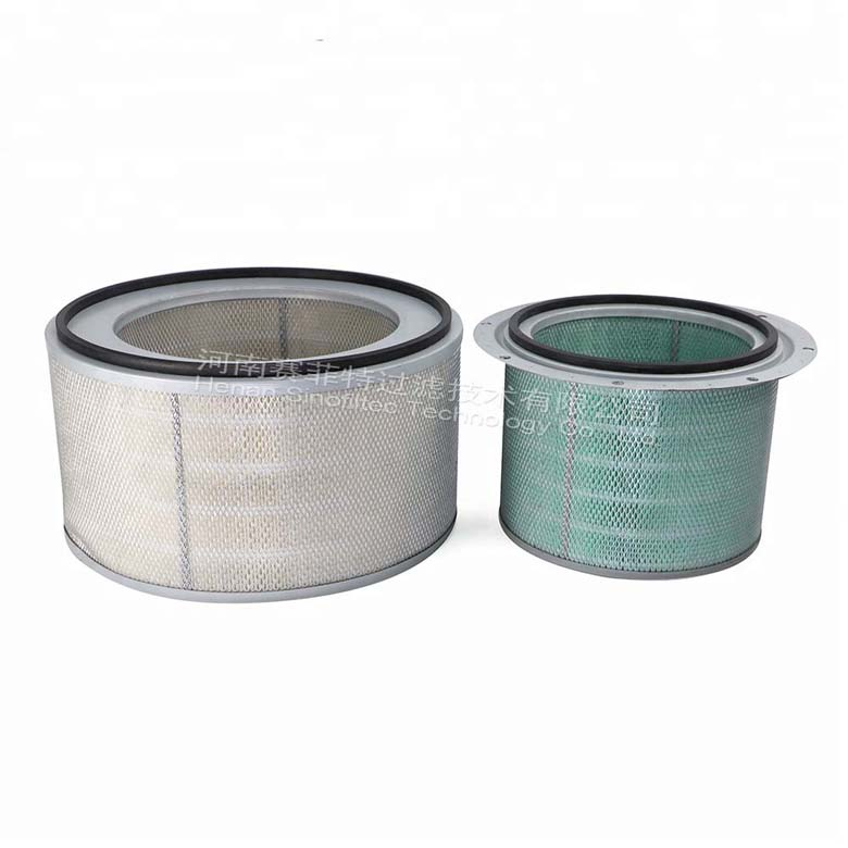 high flow air filter AF25734