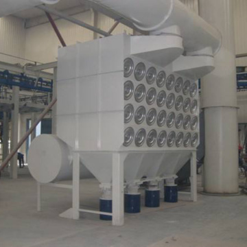 Horizontal Cartridge Dust Collector System