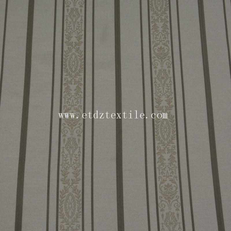 Lace Jacquard Fabric for curtain FR3060