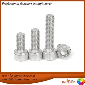 DIN912 Hex Socket Head Cap Screws