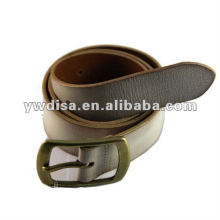 2013 New Style Soft Plain Genuine Leather For Man