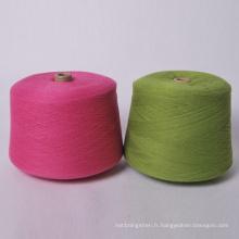 Filé acrylique filé teint