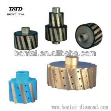 Diamond Zero Tolerance wheel for stones