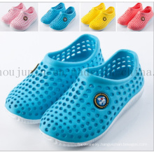 Custom Summer EVA Leisure Beach Garden Shoes Clogs