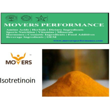 Factory Supply Isotretinoin CAS: 4759-48-2 Pharmaceutical Grade