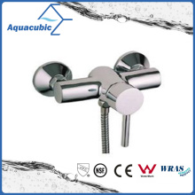 Single Handle Brass Body Shower Faucet (AF1614-4)