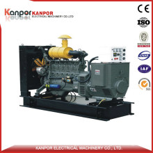 China Brand Engine 90kVA Water Cooled Open Type Diesel Generator OEM Factory