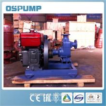 Selbstansaugende Abwasserpumpe mit hohem Durchsatz und Samll Diesel