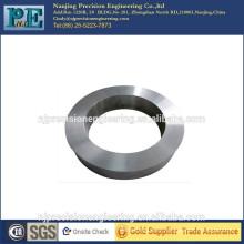 Pieza de montaje de aleación de titanio de tungsteno por encargo