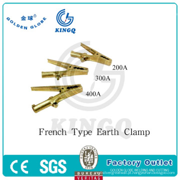 Kingq soldadura elétrica terra grampo da tocha de soldagem