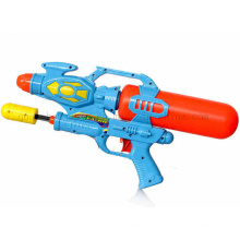 OEM Plastic Double Sprinklers Beach Children Water Pistol Toy Gun