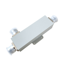 550-6000MHz IP65 4.3-10 Female RF 6dB Directional Coupler