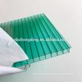 10 años de garantía Hoja de policarbonato transparente de 6 mm