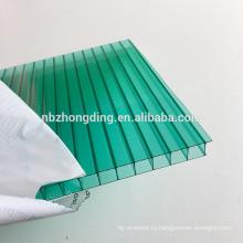 10-летнюю гарантию прозрачный лист поликарбоната 6мм