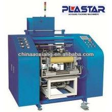 Rebobinador de película Full Cling Cling y máquina de corte de nylon