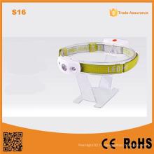 Lampe de camping en plastique LED LED S16