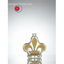 Royal Crown Shape 500 ml Tequila-Flasche zubereitet